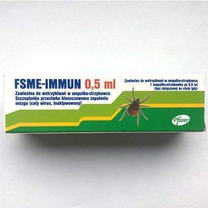 FSME-IMMUN szczepionka